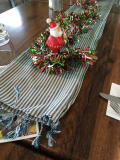 uses table runner